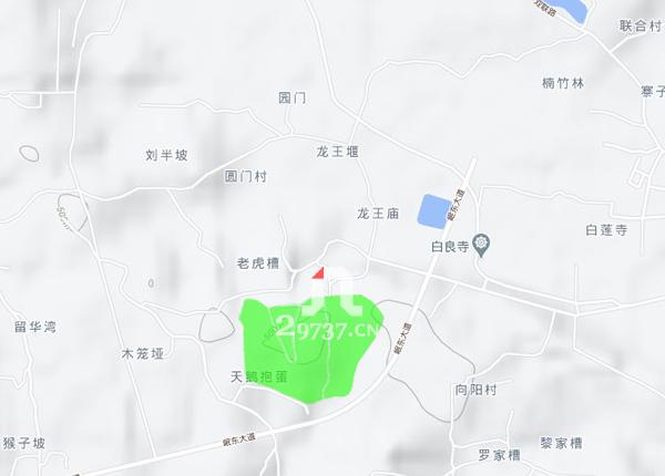 四川省成都市附近有哪些公墓:成都公墓价格排行、成都凤凰山公墓
