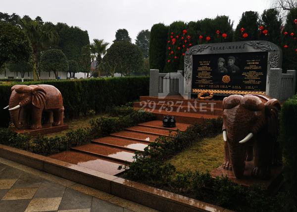 大朗陵园东西南北坐山均有的花园式公墓:没有比大朗公墓有更全的葬式