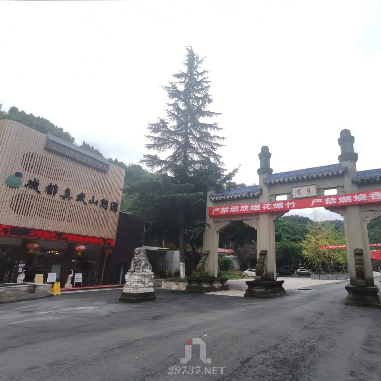 《真武山公墓》龙泉山泉镇百工偃畔枇杷沟