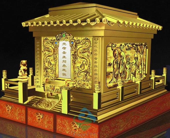 成都唯一有批文的塔陵公墓:新都宝光塔陵的基本情况,成都新都斑竹园宝光塔陵园,成都新都宝光塔灵