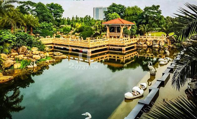 温江公墓成都西部环境好的平原墓地温江大朗陵园价格怎么样?环境怎么样?