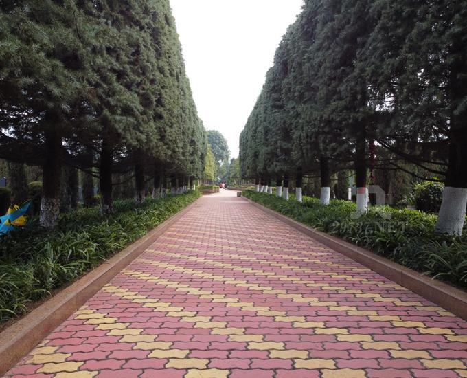 温江有哪些公墓?金马大朗福满园陵园美景犹如品享一壶陈年美酒!