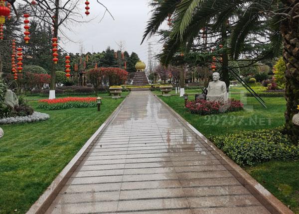 温江大朗陵园风水:泉水鉴别和结穴、阴宅水的分类和作用