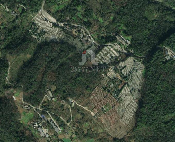 成都周边各大公墓卫星图|成都周边墓地坐山有哪些?买公墓找29737公墓网