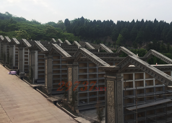 青城山味江陵园:女人的身体就是标准的来龙、起脉、护砂、结穴!